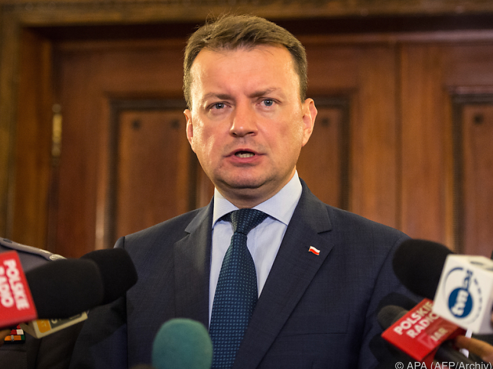 Die EU-Kommission seit laut Blaszczak im Unrecht