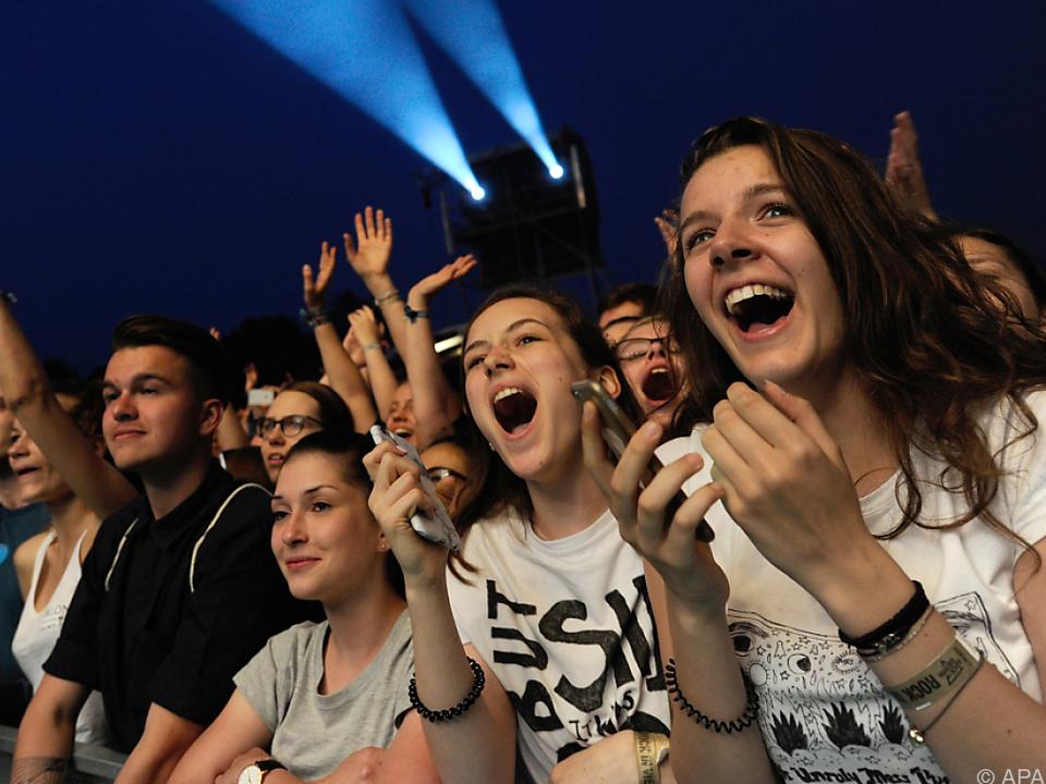 Die Fans sind außer sich vor Freude