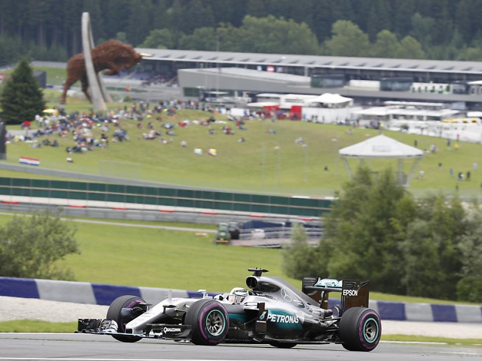 Formel 1: Österreich-GP soll auch 2018 im Juli stattfinden
