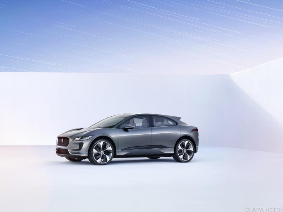 Die Jaguar-Produktion beginnt im 1. Quartal 2018