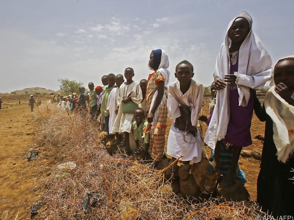 Die Lage in Teilen Afrikas ist verheerend