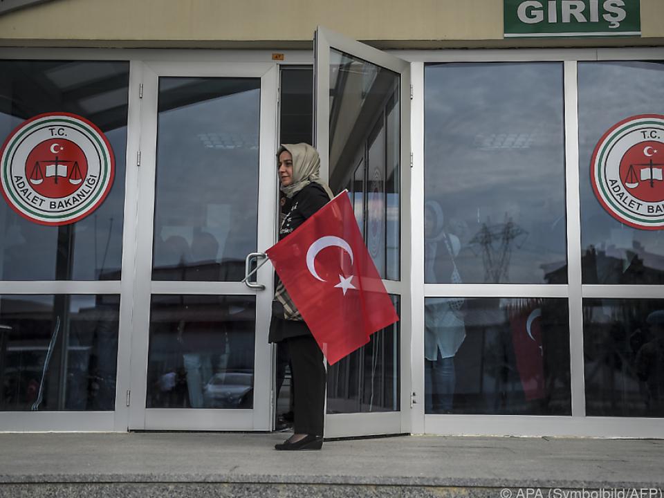 Die Türkei ist bereits seit 1999 Kandidat für den EU-Beitritt