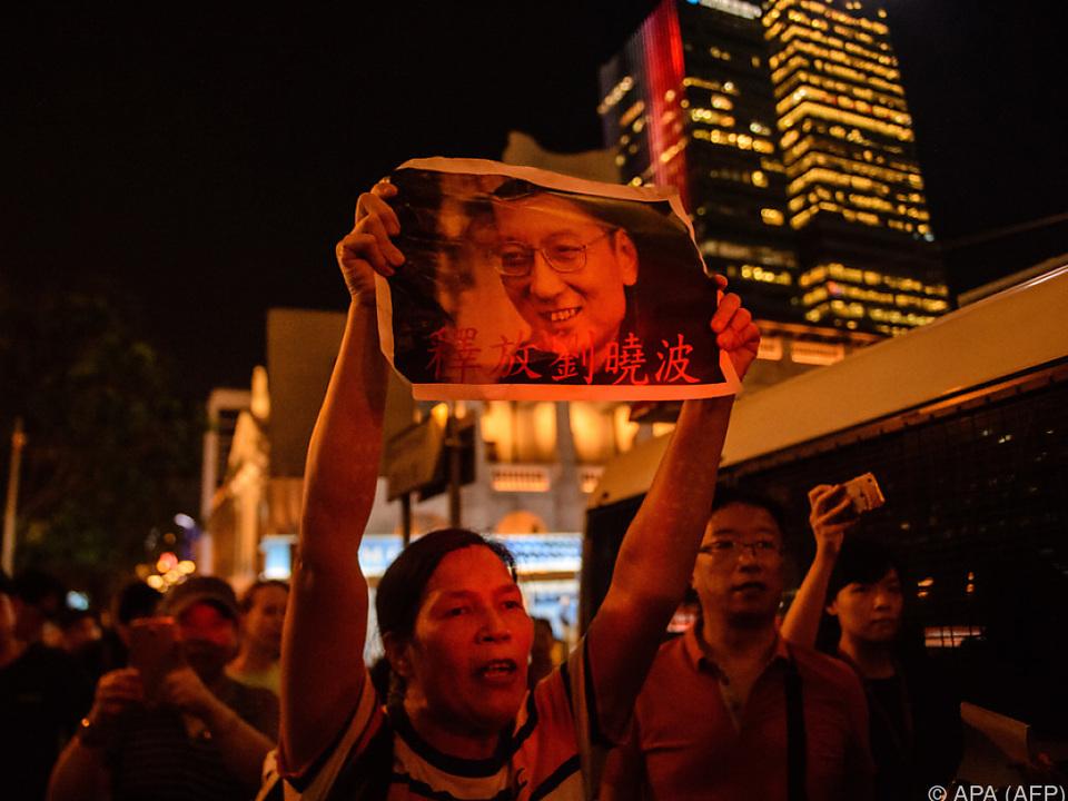 Die Zeit läuft Liu Xiaobo davon