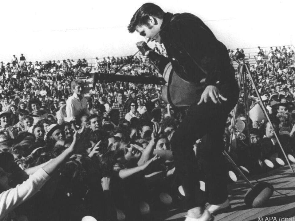 Dieses Konzert war nicht Elvis\' letztes, sondern fand vor 60 Jahren statt