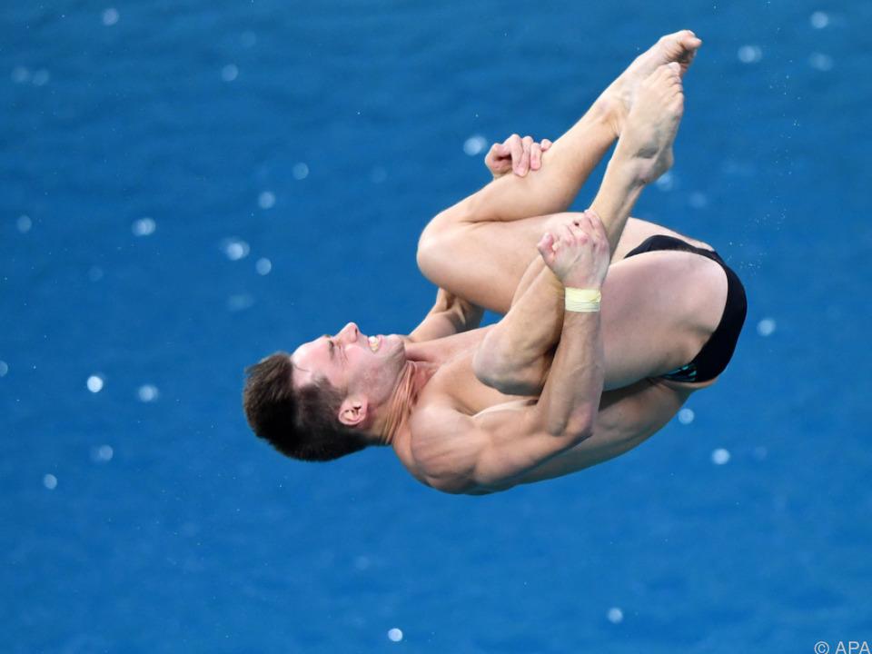 Diesmal keine EM-Medaille für den Olympia-Starter
