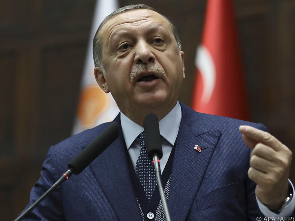 Erdogan will seinen Aufenthalt in Deutschland nutzen