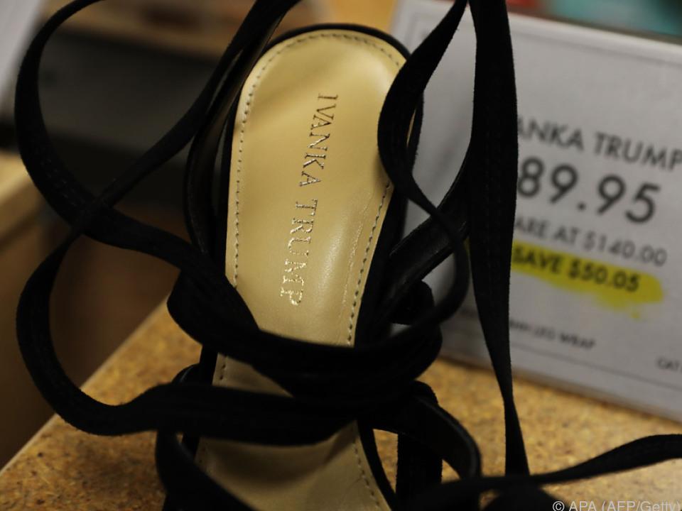 Es geht um eine Schuhfirma der 35-Jährigen