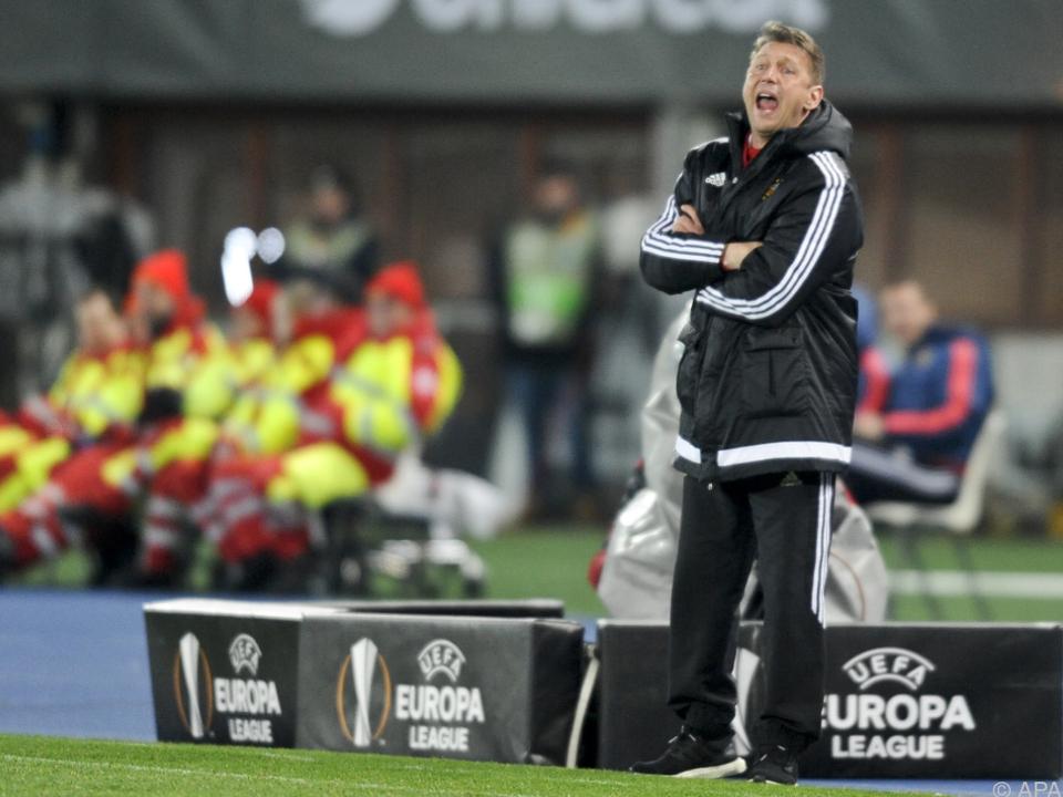Zoran Barisic nicht mehr Karabükspor-Trainer