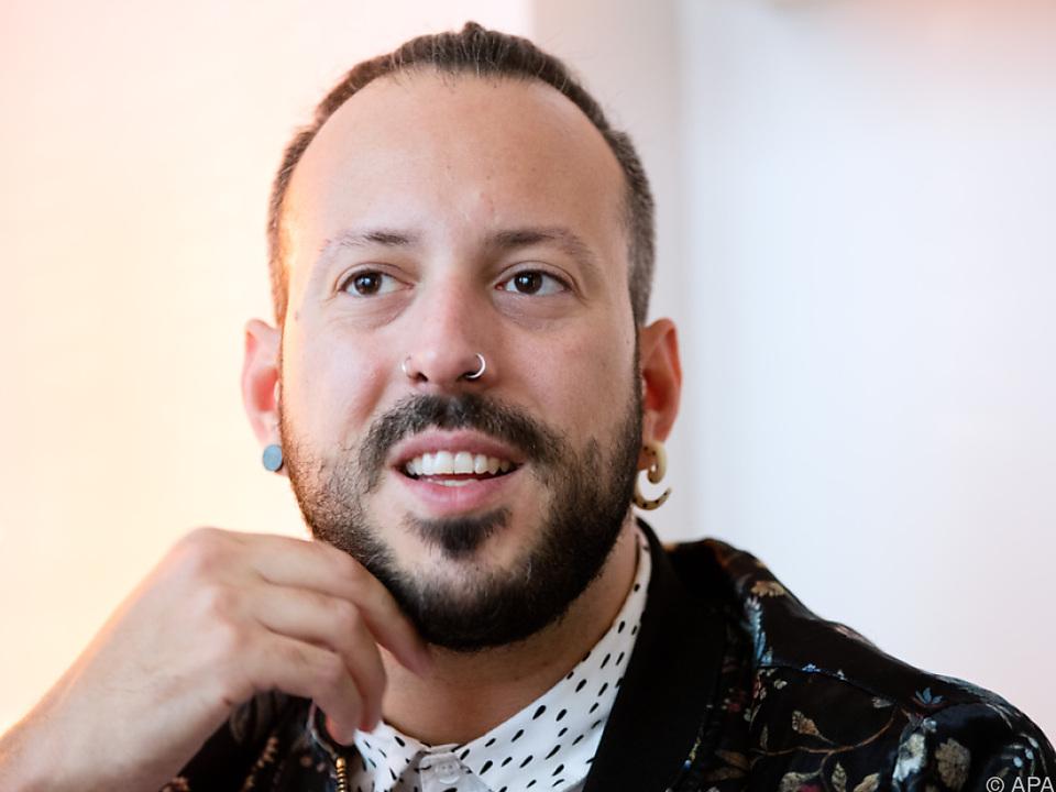 Filmregisseur Jakob Moritz Erwa