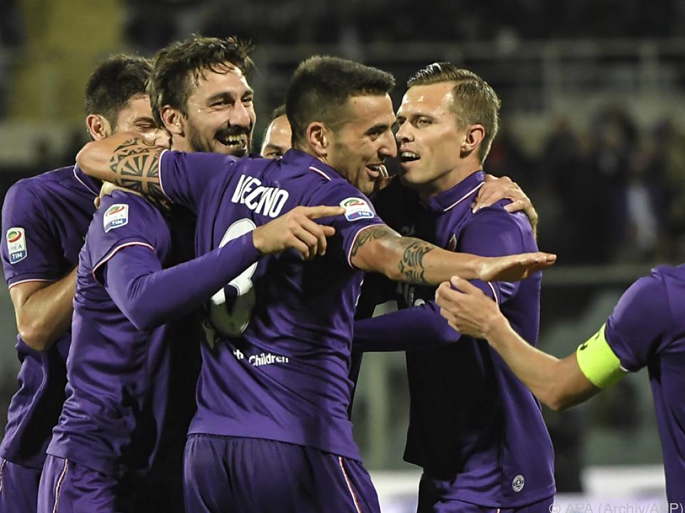 Fiorentina hatte zuletzt wenig zu bejubeln