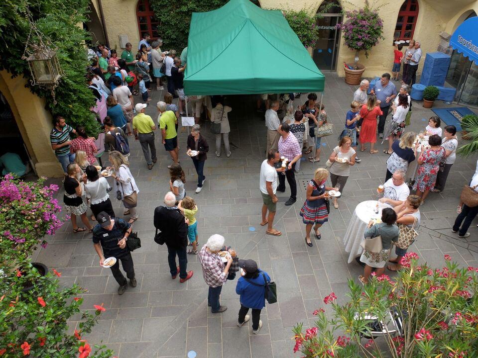 Tag der Bäuerinnen und Bauern Gärten von Schloss Trauttmansdorff