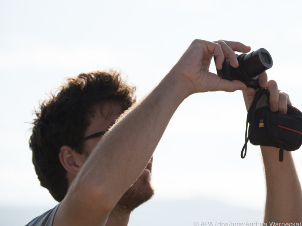 Fotografieren am Strand hat seine Tücken