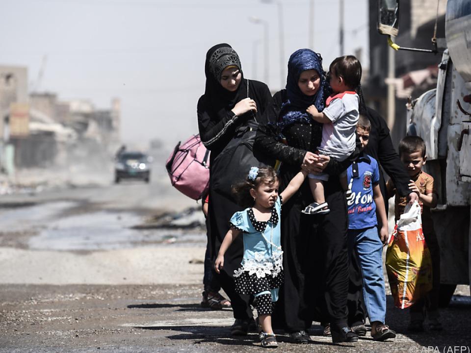 Hunderte tote Zivilisten bei Sturm auf Mossuls Altstadt — UN
