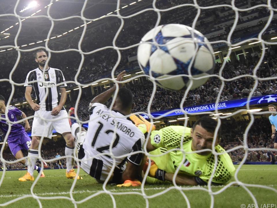 Fünfte Final-Niederlage en suite für Juventus Turin