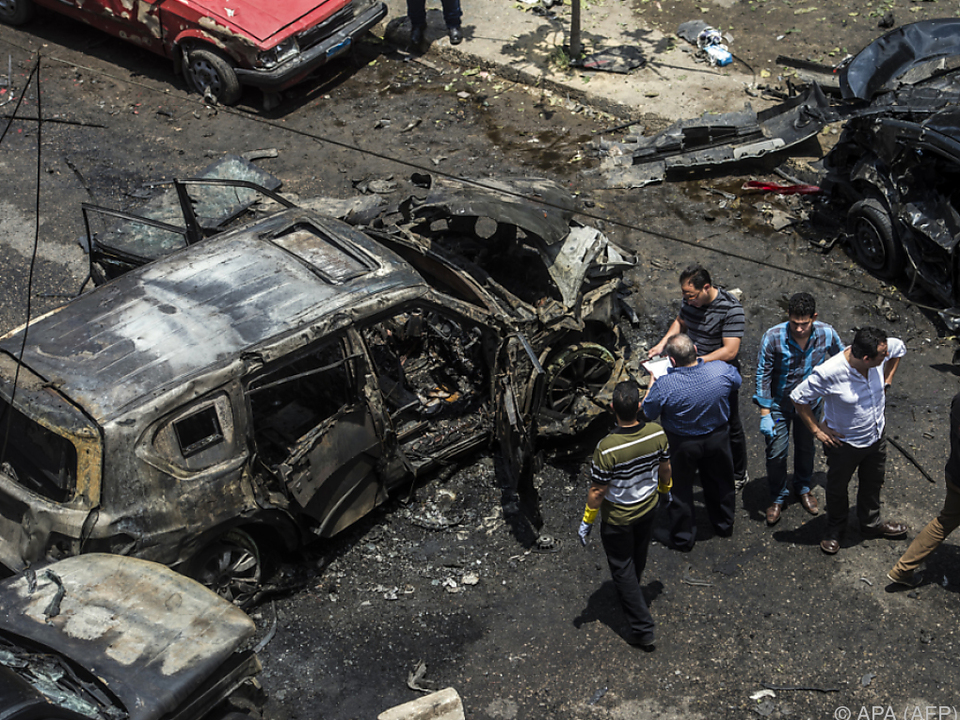 Ägypten: 31 Todesurteile wegen Anschlag auf Generalstaatsanwalt