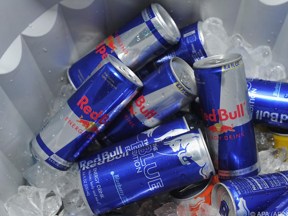 Geschätzter Markenwert von Red Bull beträgt fast 12 Mrd. Dollar