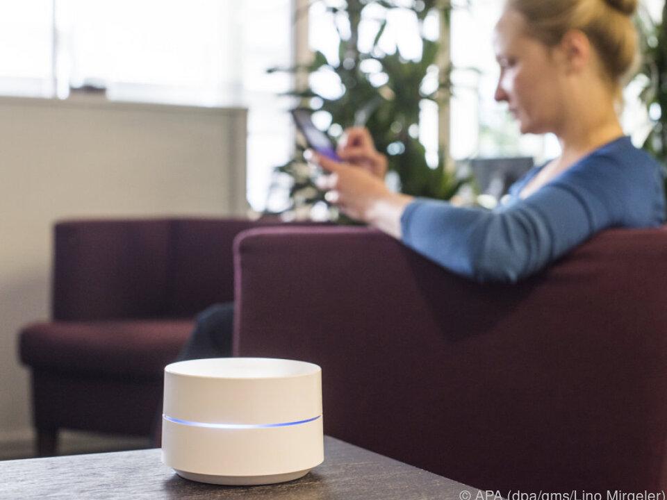 Google Wifi soll WLAN-Signale bis in die letzte Ecke der Wohnung bringen