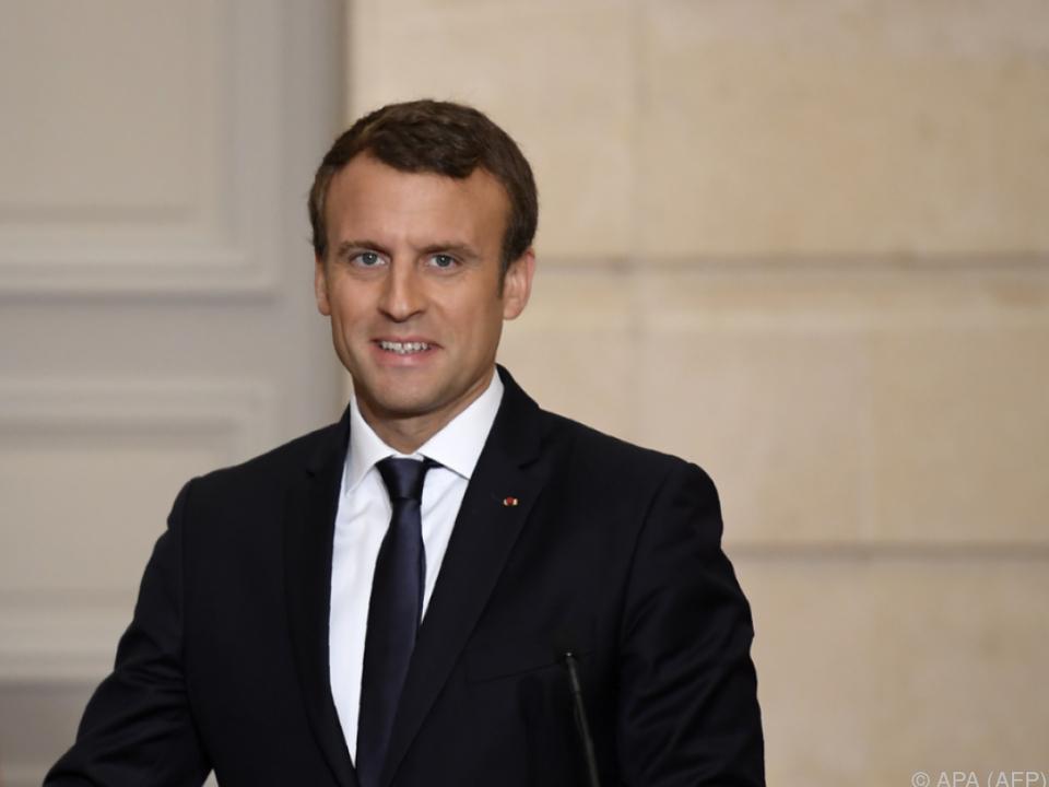 Macron steuert auf absolute Mehrheit im Parlament zu