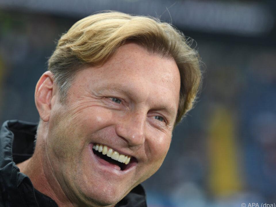 Hasenhüttl wünscht sich attraktive Gegner in der Champions League