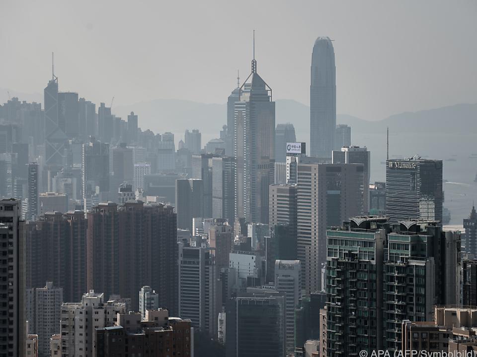 Hongkong ist ein teures Pflaster