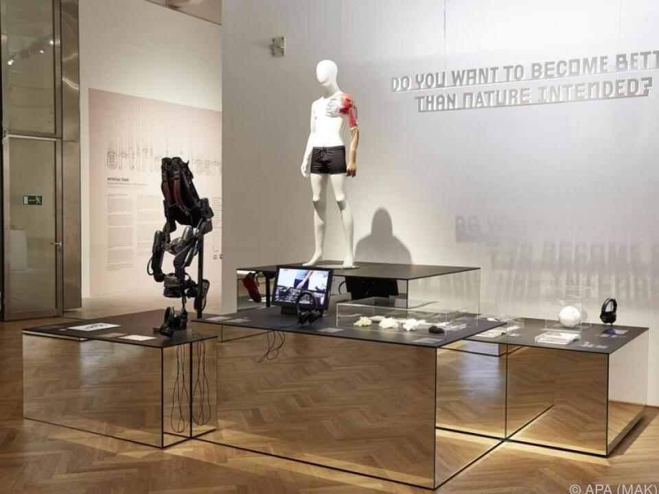 Im MAK selbst ist die Ausstellung \