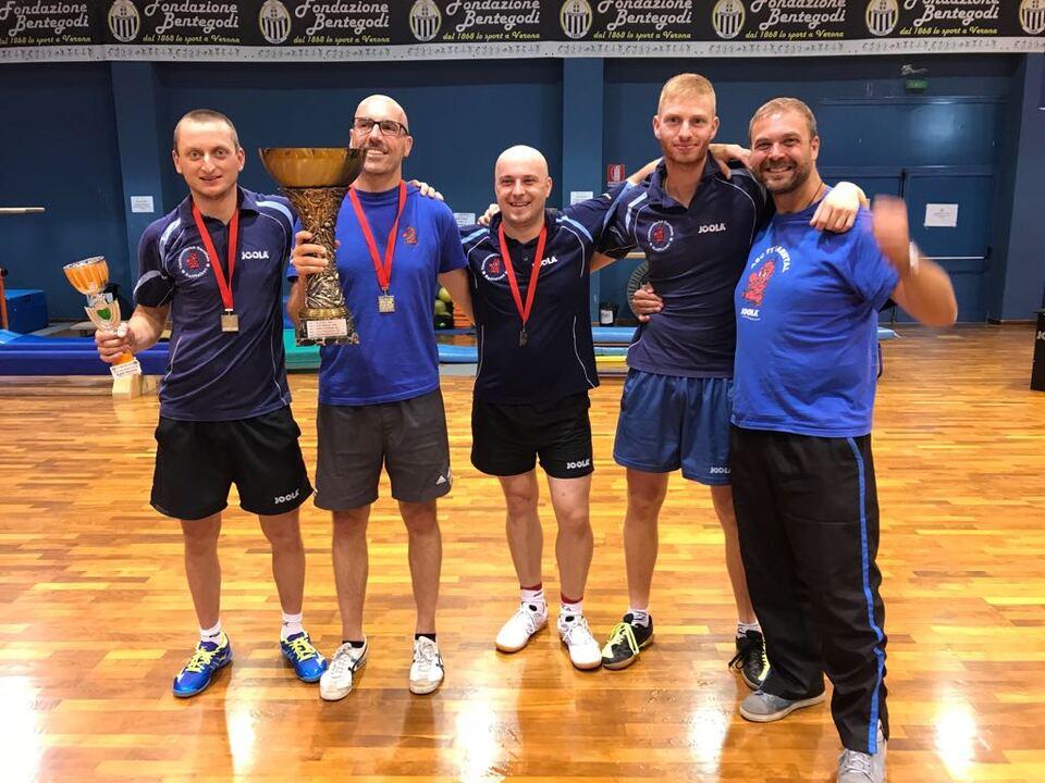 Sarntal Tischtennis