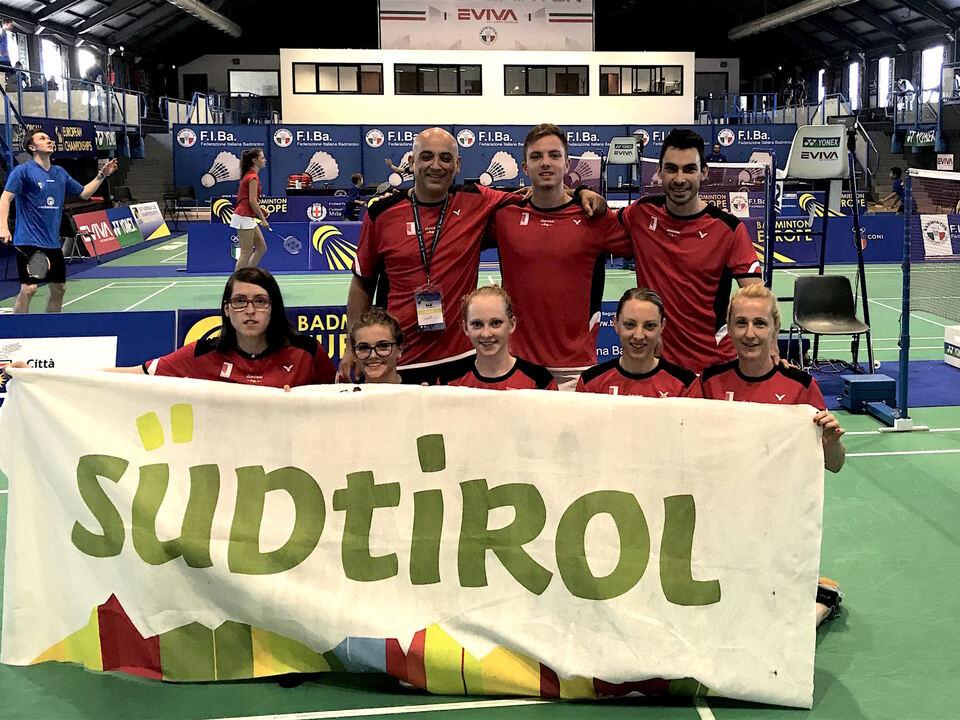 Badminton-Team SSV Bozen