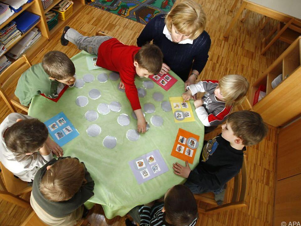 In letzter Zeit hatten vor allem private Kindergärten Probleme