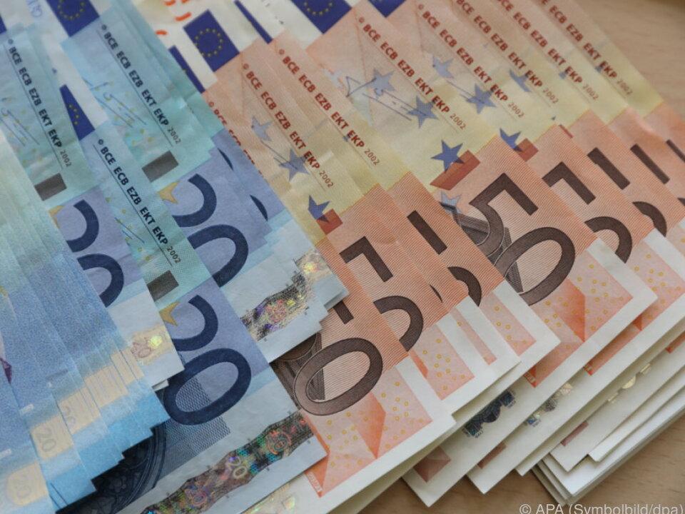 Insgesamt wurde ein Ergebnis von rund 4,3 Mio. Euro erzielt geld