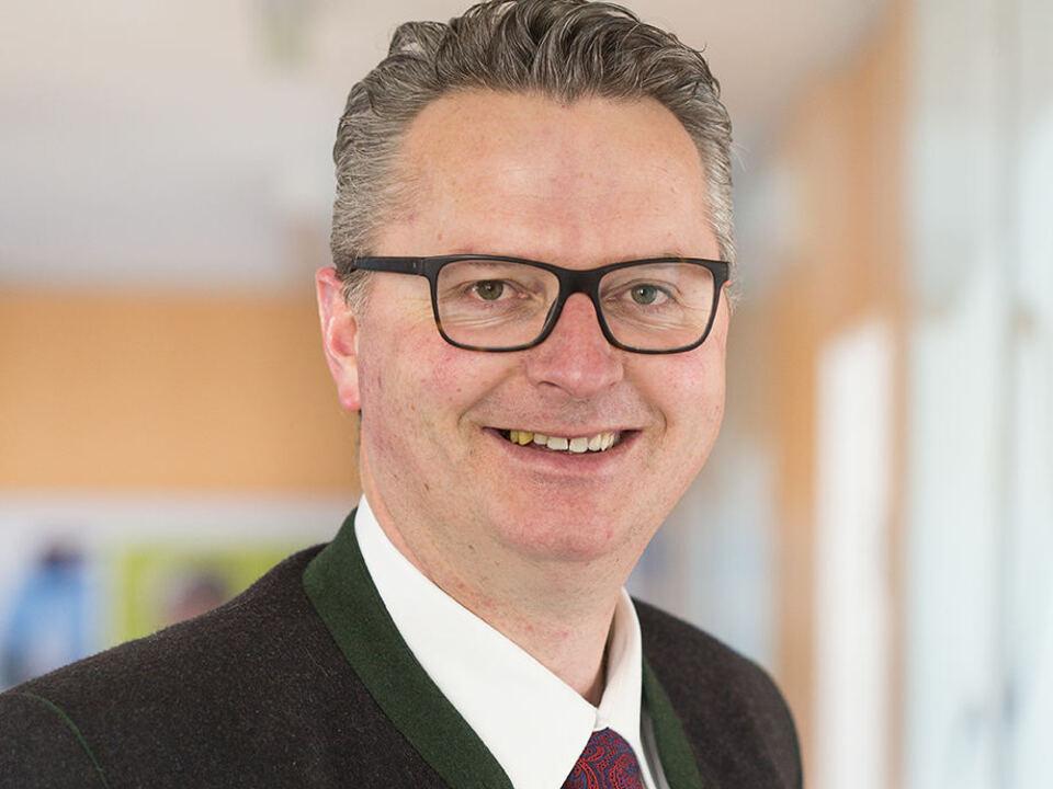 Joachim Reinalter Südtiroler Wirtschaftsring