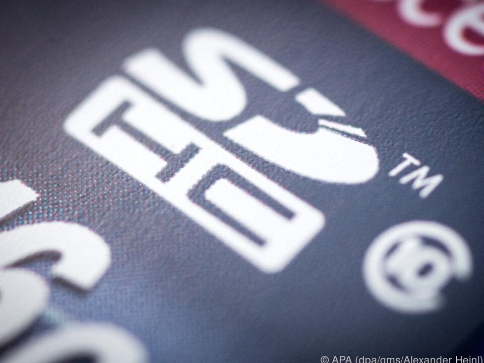 Der Schriftzug SDHC kennzeichnet Speicherkarten der zweiten Generation