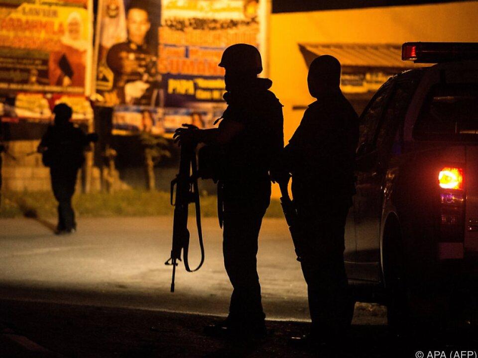 Kein Ende der Gewalt auf den Philippinen