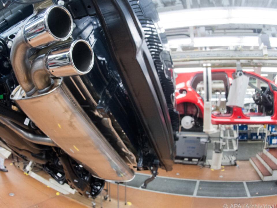 Klage eines VW-Käufers auf Rücknahme seines Autos