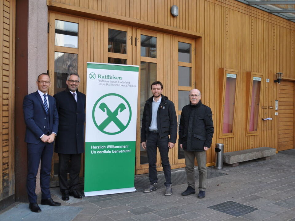 Sponsoringvertrag Kulturhaus Branzoll-Raika Unterland