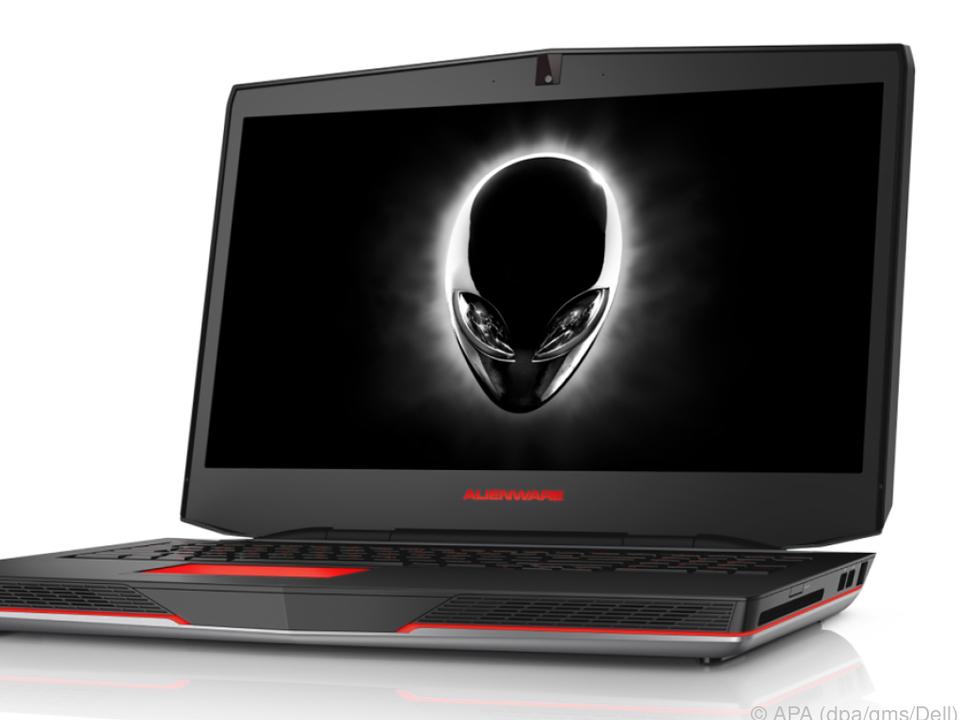 Groß und schwer: Das Alienware 17 ist ein Gaming-Laptop der alten Schule