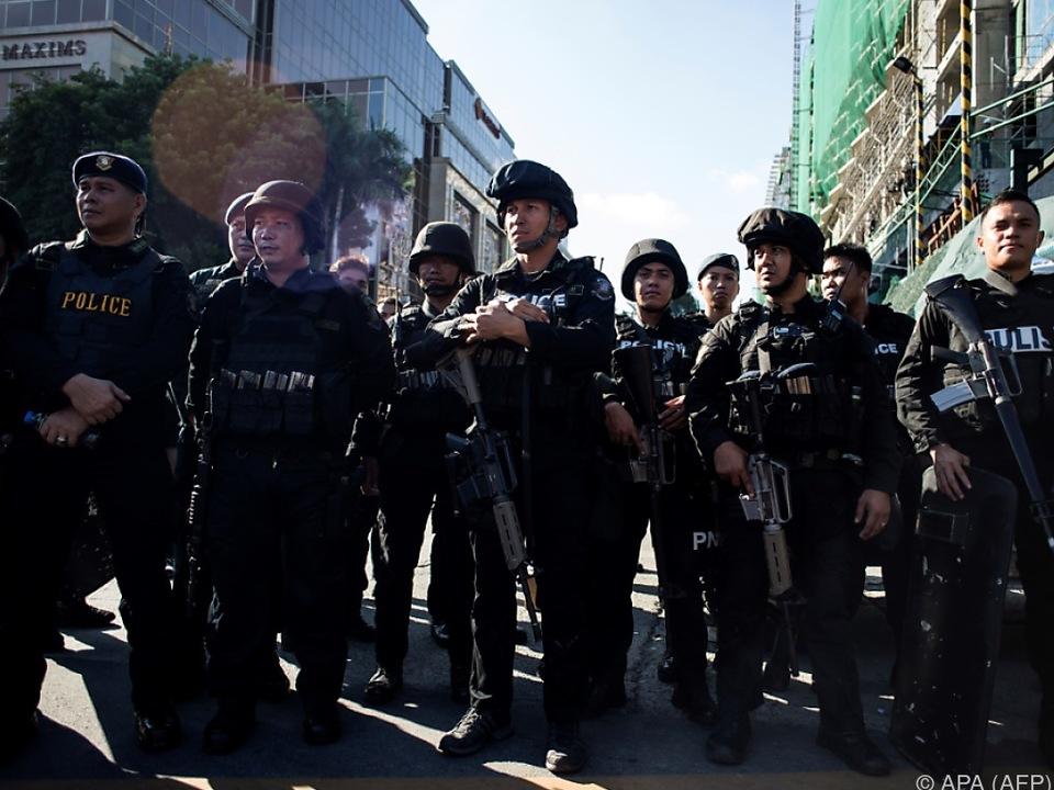 Überfall auf Hotelanlage in Manila: Mutmaßlicher Täter tot