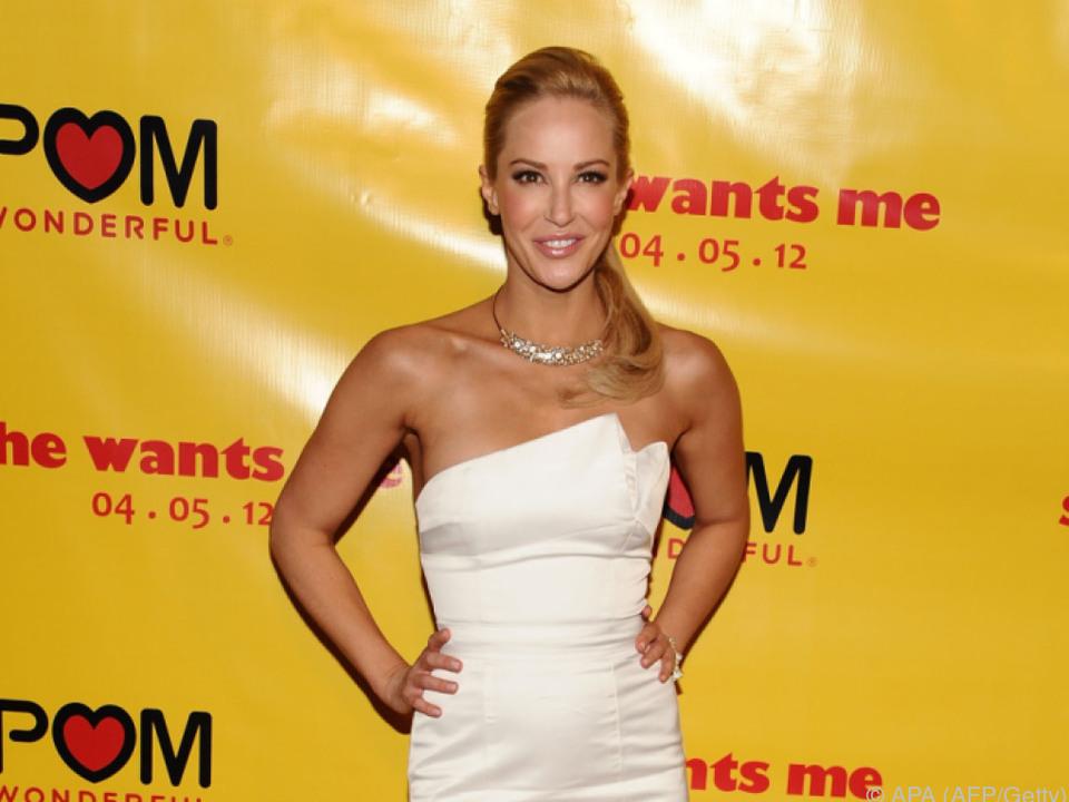 Louise Linton ist bekannt aus US-Fernsehserien