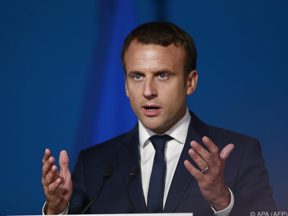 Macrons Regierungsumbildung fiel größer aus als geplant