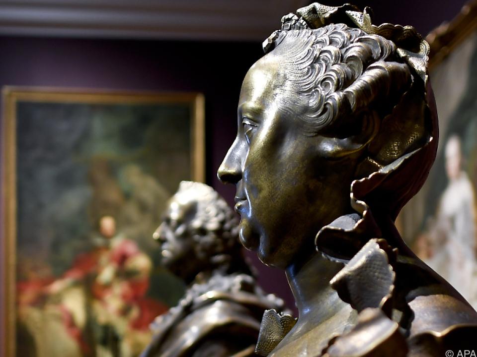 Maria Theresia, die Kunstförderin