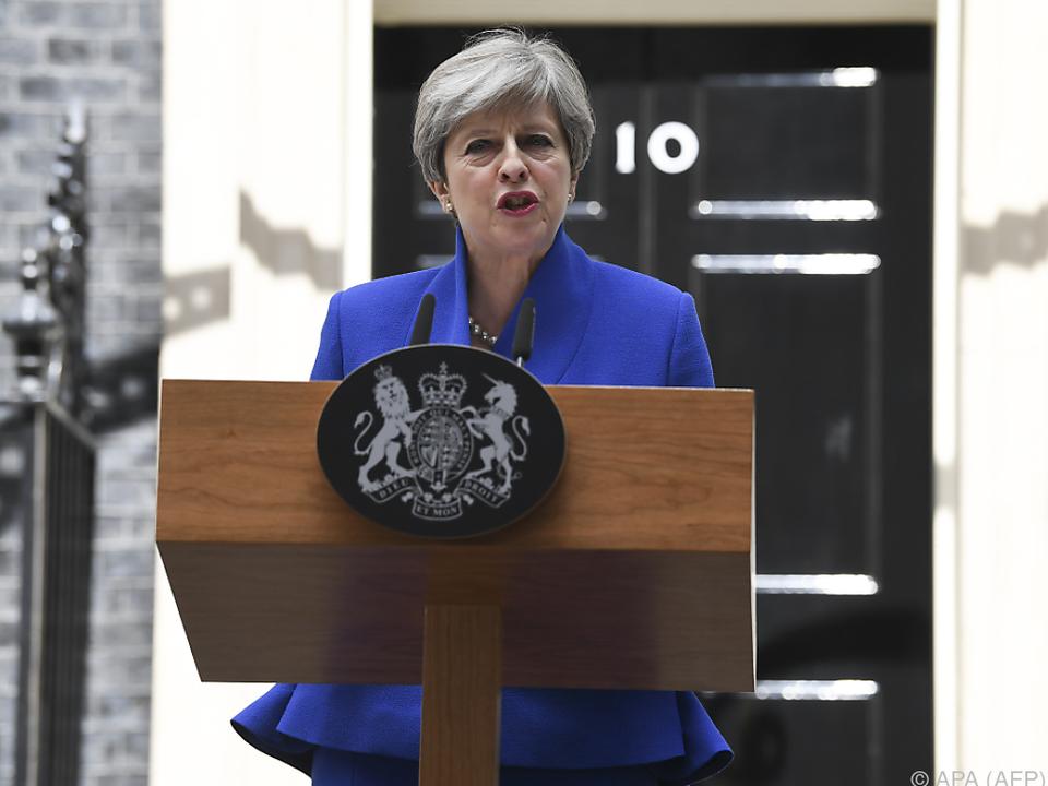 May will Brexit-Verhandlungen wie geplant am 19. Juni beginnen