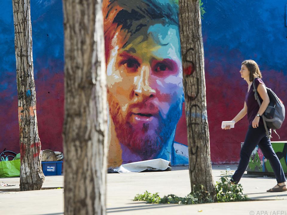 Messi entgeht vielleicht dem Knast
