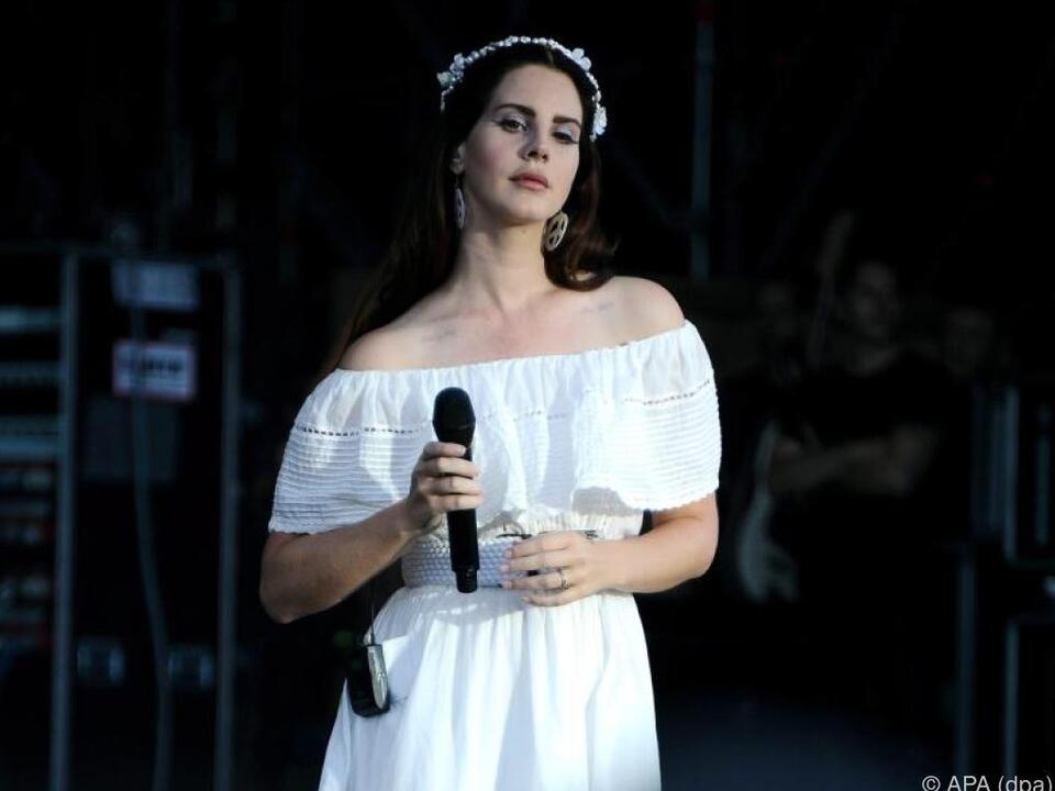 Neues Album von Lana Del Rey erscheint demnächst