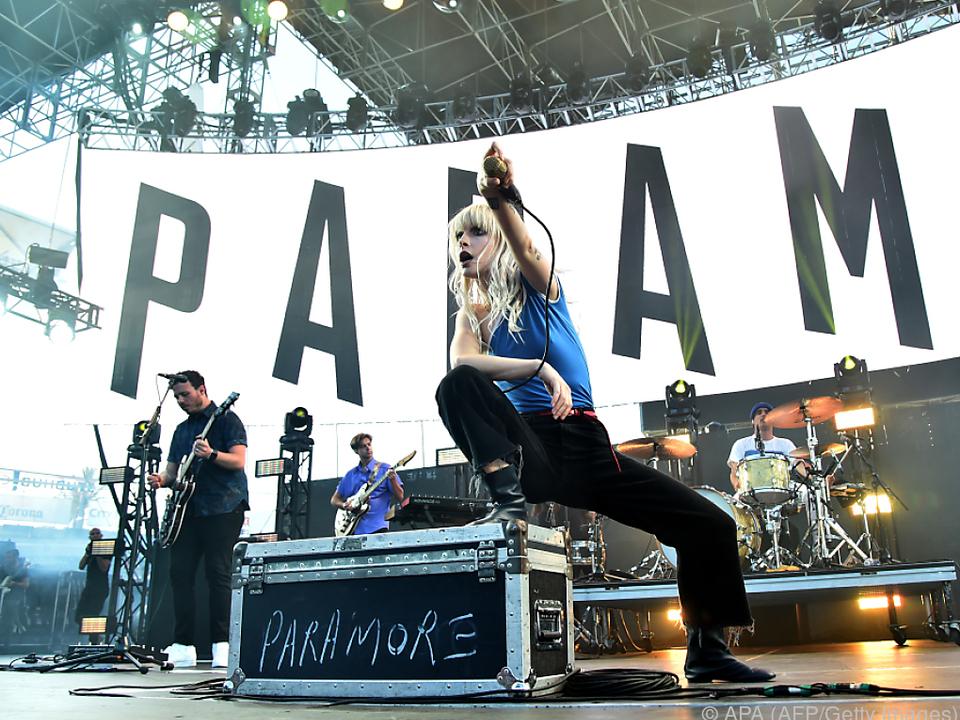 Neues von Paramore