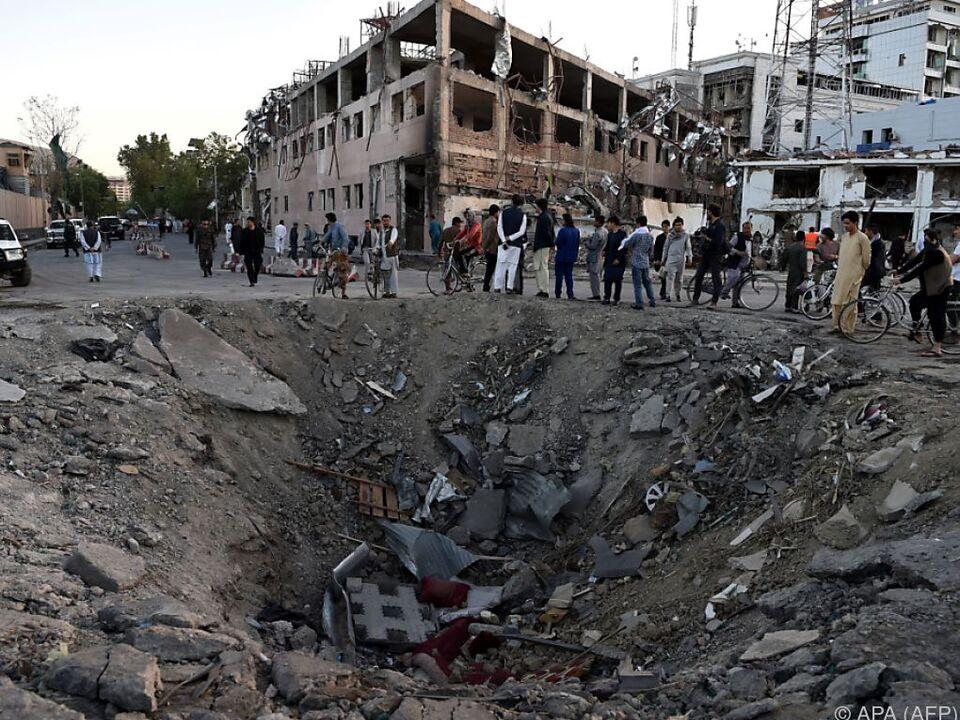 Neunter Anschlag in Kabul seit Jahresbeginn