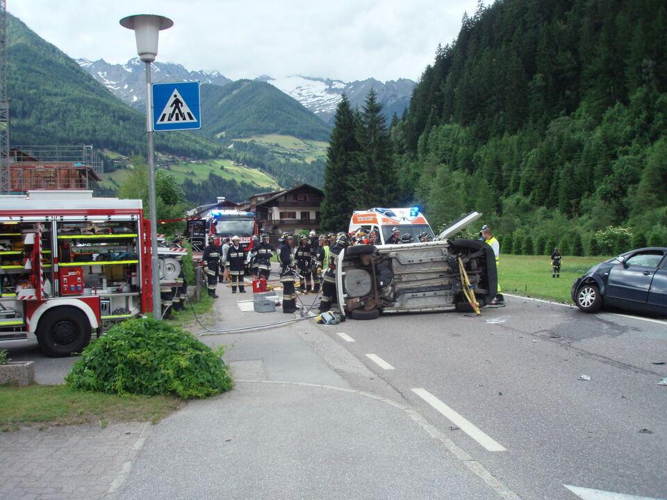 Freiwillige Feuerwehr Luttach