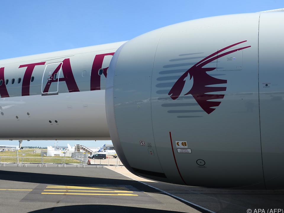 Qatar Airways wollen zehn Prozent