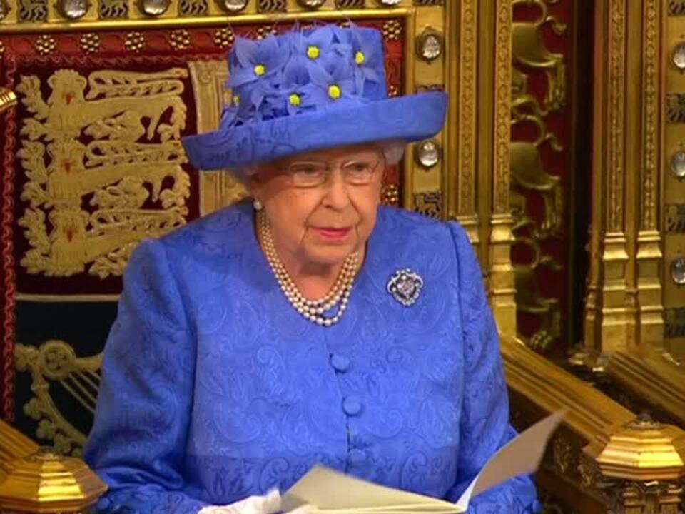Queen\'s Speech - diesmal eine Nummer kleiner