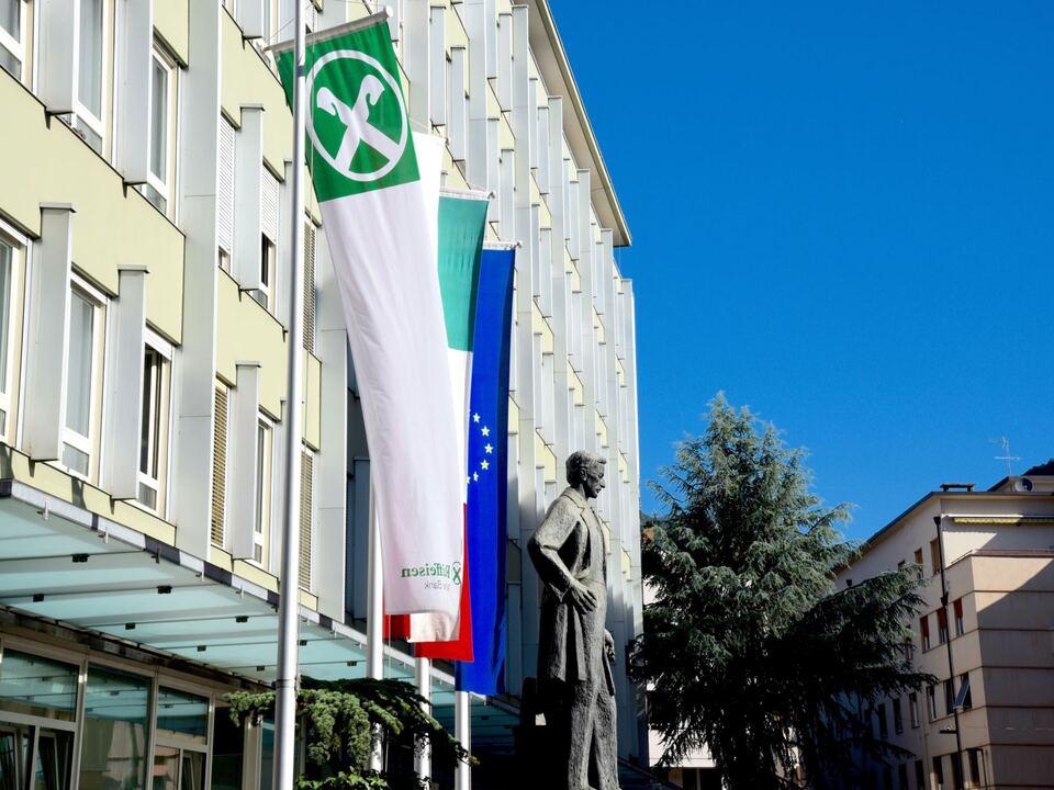 Raiffeisenhaus/Raiffeisenverband Südtirol