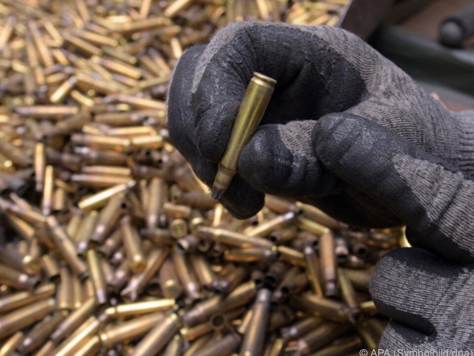Deutsche Rüstungsexporte im vorigen Jahr zurückgegangen