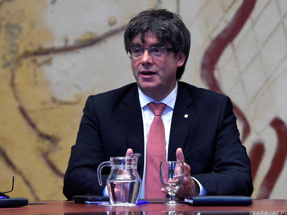 Katalonien kündigt für Herbst Unabhängigkeitsreferendum an
